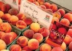 New Jersey Peaches Help Sweeten Summer