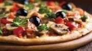 The Rise In Produce-Topped Pizza On The Menu
